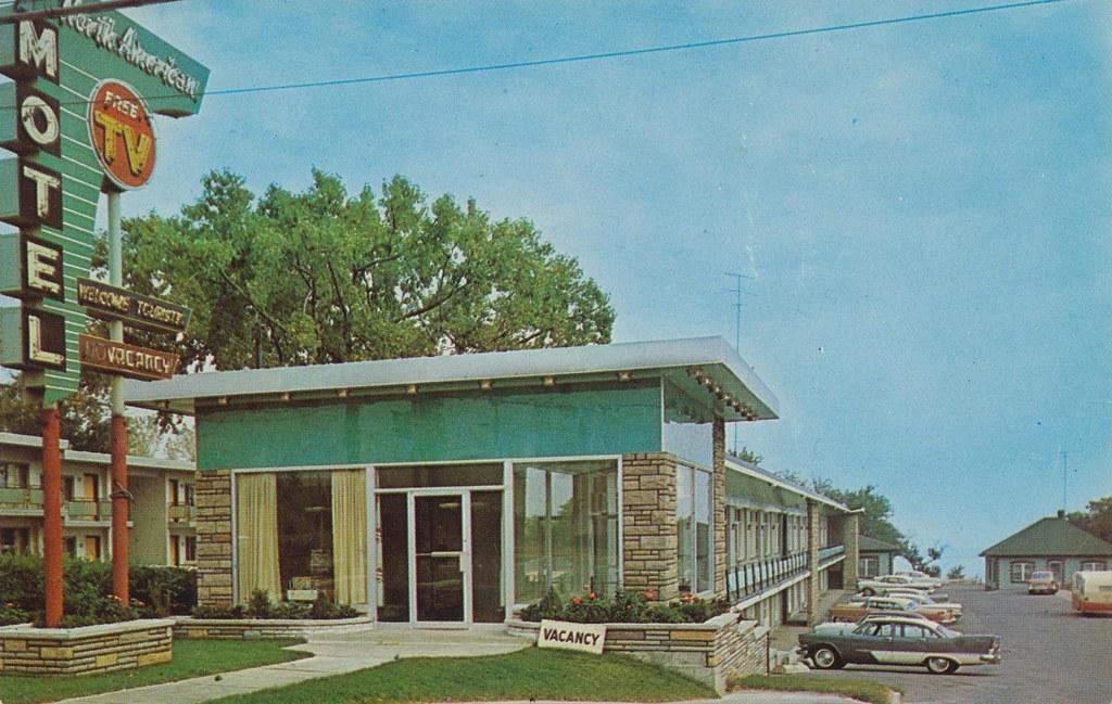 North American Motel - Toronto, Ontario