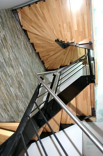 tom wild treppe a2 innentreppe vontom wild 2 stockwerke v flickr. Black Bedroom Furniture Sets. Home Design Ideas