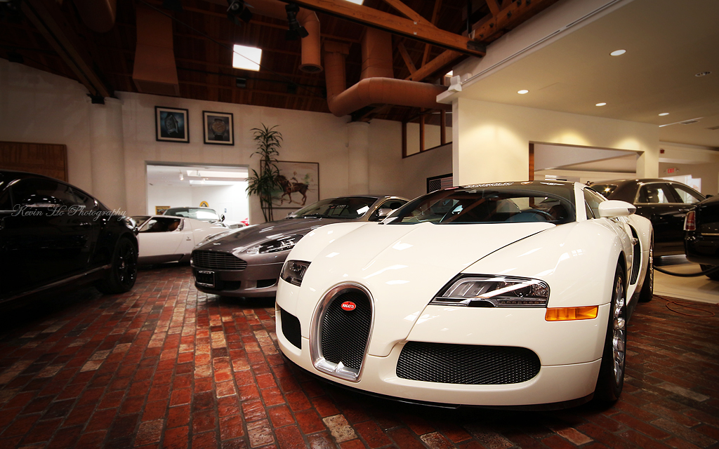 Bugatti Veyron 164 Grand Sport Symbolic Motor Car Compa Flickr