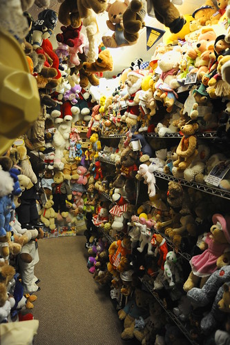 Teddy Bear Town, Hill City, South Dakota