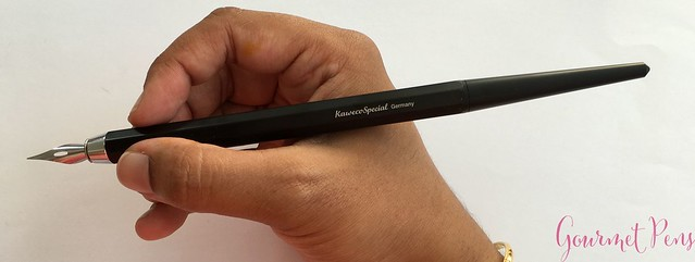 Review Kaweco Special Dip Pen @JetPens @Kaweco_Germany 3