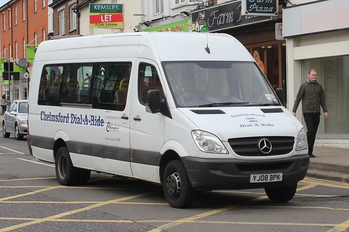 Chelmsford Community Transport Chelmsford Dial A Ride
