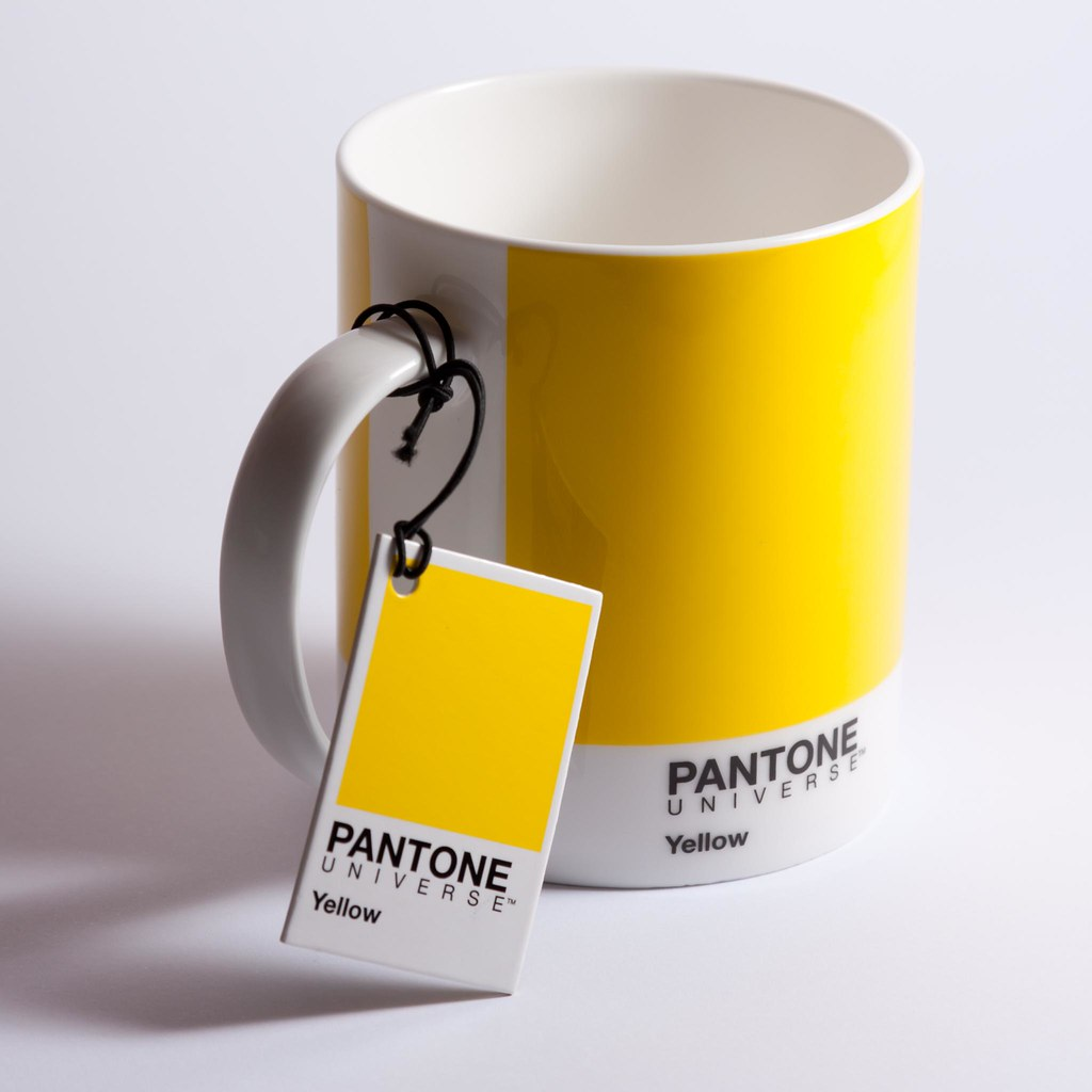 Safety Yellow Pantone Pantone Yellow | by Phil