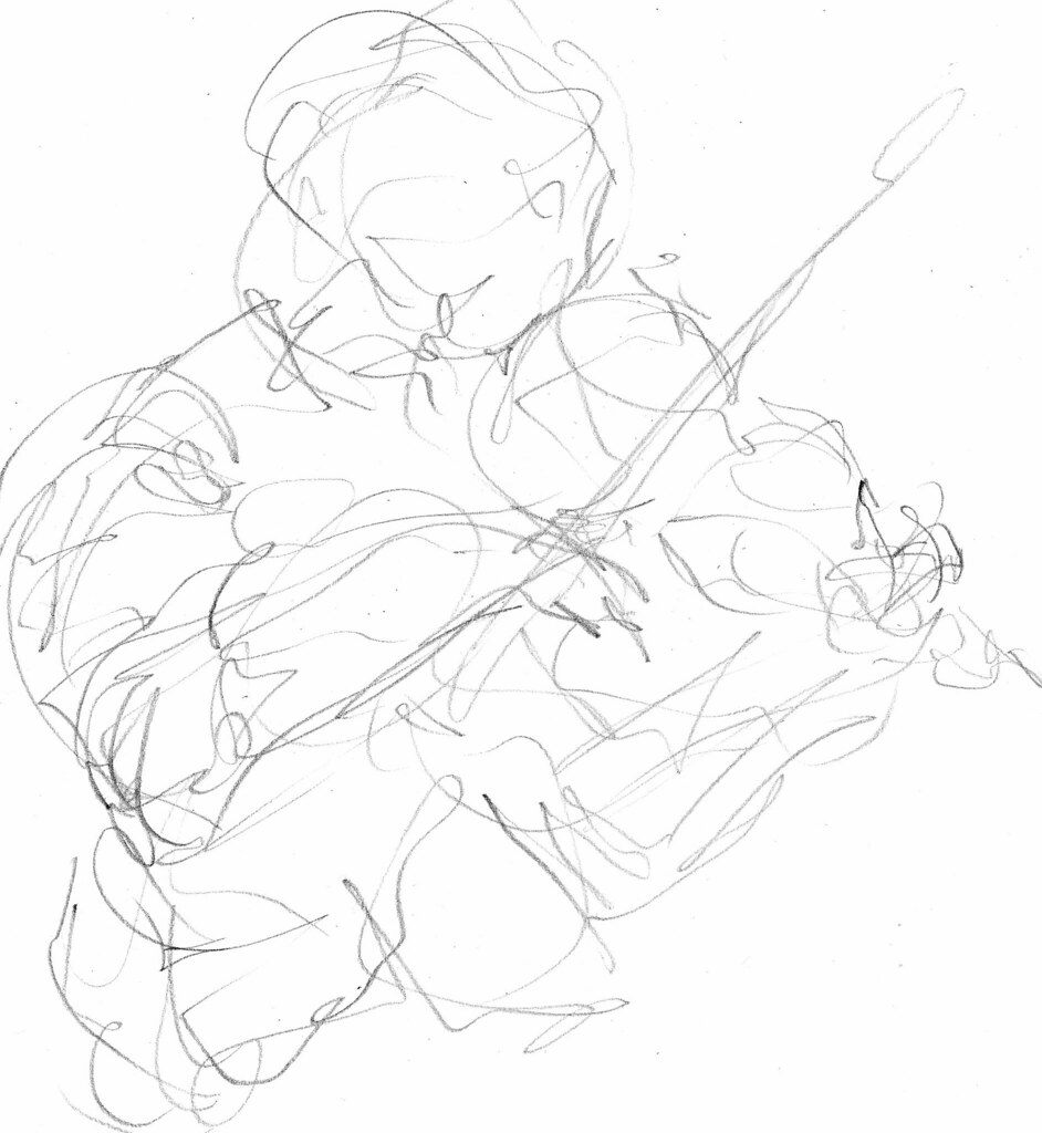 Chamber Music Drawing European Chamber Orchestra