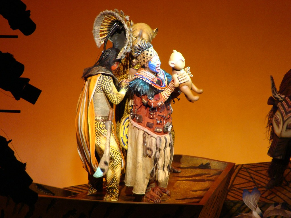 The Lion King Musical | _TuVeuxMaPhoto_ | Flickr
