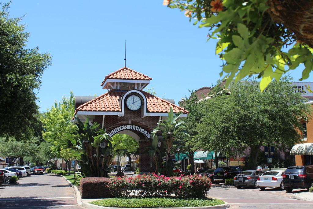 Charming Winter Garden Plaza Photos Plan 3d House