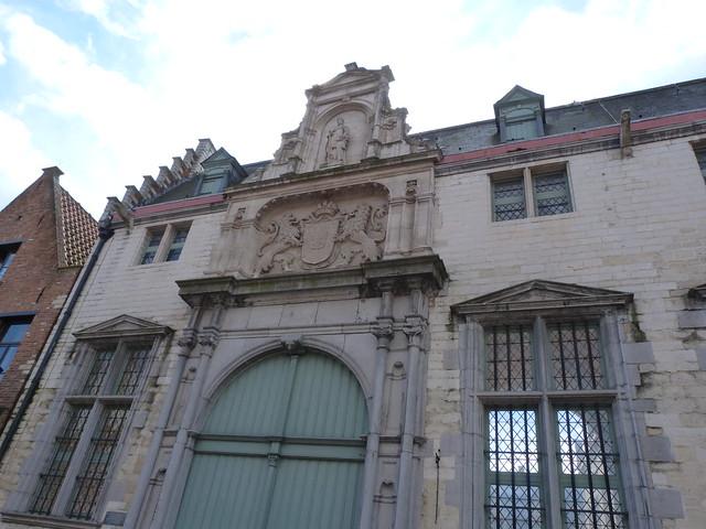 Palacio de Margarita de Austria en Malinas (Flandes)