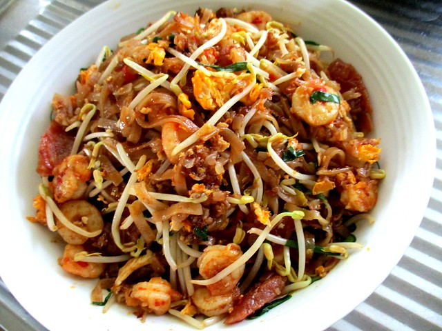 Fried noodles 1