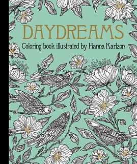 Daydreams Coloring Book (Dagdrömmar av Hanna Karlzon)