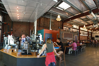 San Pedro Square Market - Food court 3