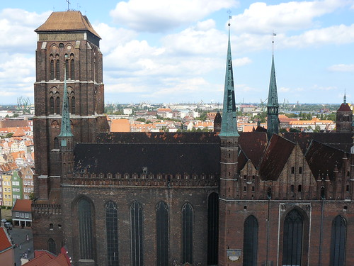 Basílica de Santa María de Gdansk (Polonia)
