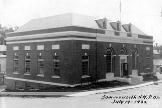 Somersworth, NH post office | by PMCC Post Office Photos