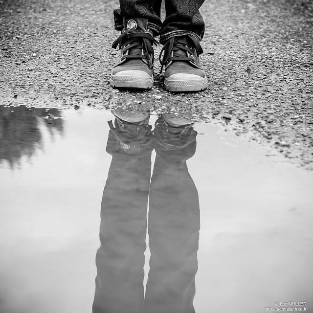 Reflets - Octobre 2016 © Luc Muller