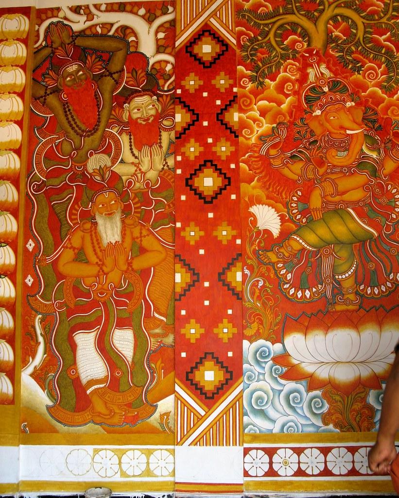 Kerala Art Paintings