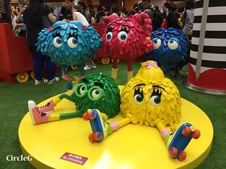 CIRCLEG 麥當勞 香港 太古 遊記 太古城中心 麥當勞玩具樂園 MACDONALD 滑嘟嘟 麥當勞叔叔 (11)