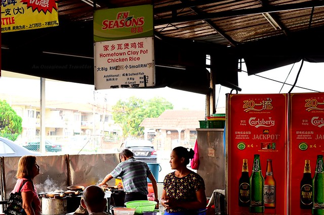 Hometown Claypot Chicken Rice, Restoran Sorn