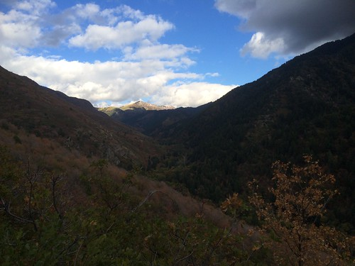 Millcreek canyon