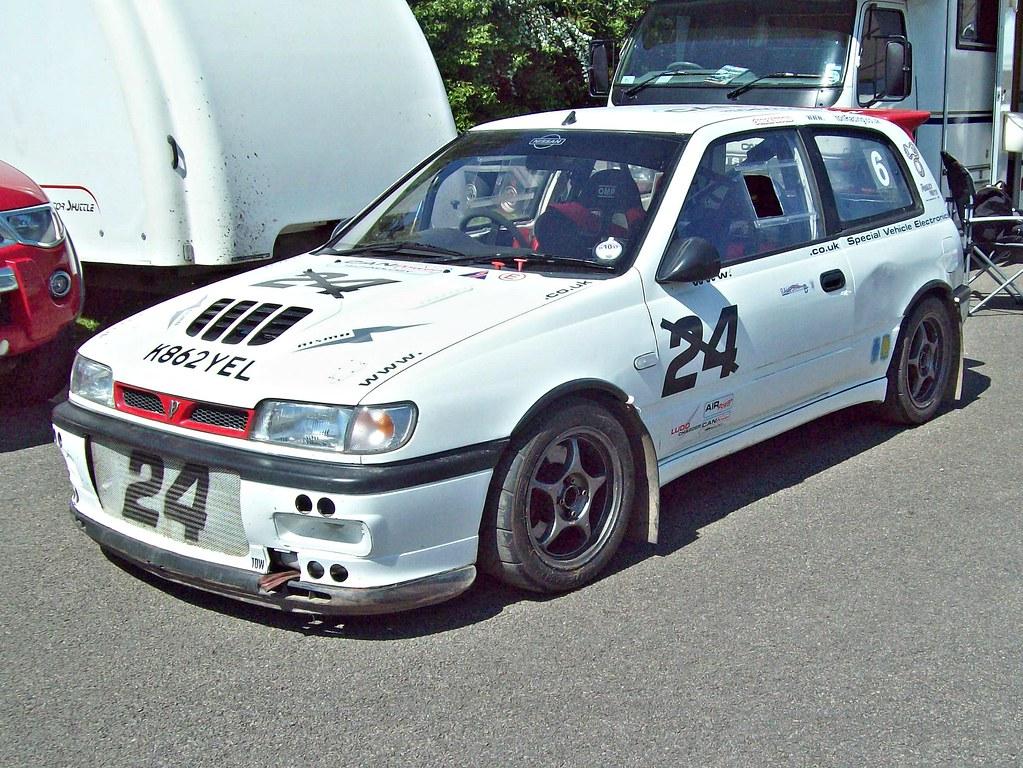 ... robertknight16 393 Nissan Sunny (Pulsar) GTi-R N14 (1992) | by  robertknight16