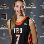 Emma Piggin, WolfPack Women's Basketball