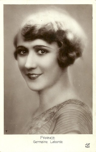 Miss Europe 1929 candidates: Germaine Laborde
