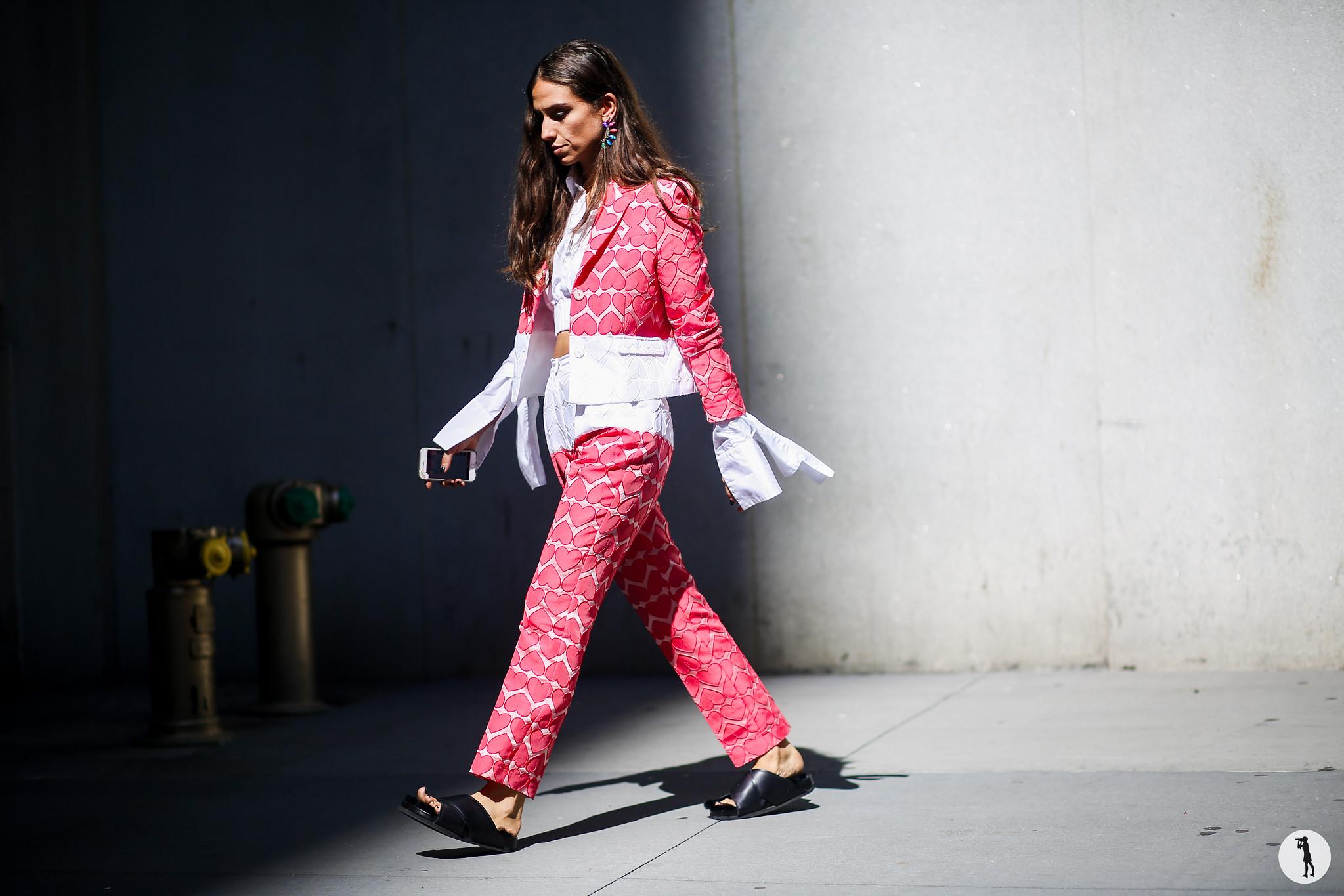 Erika Boldrin at New York Fashion Week-2