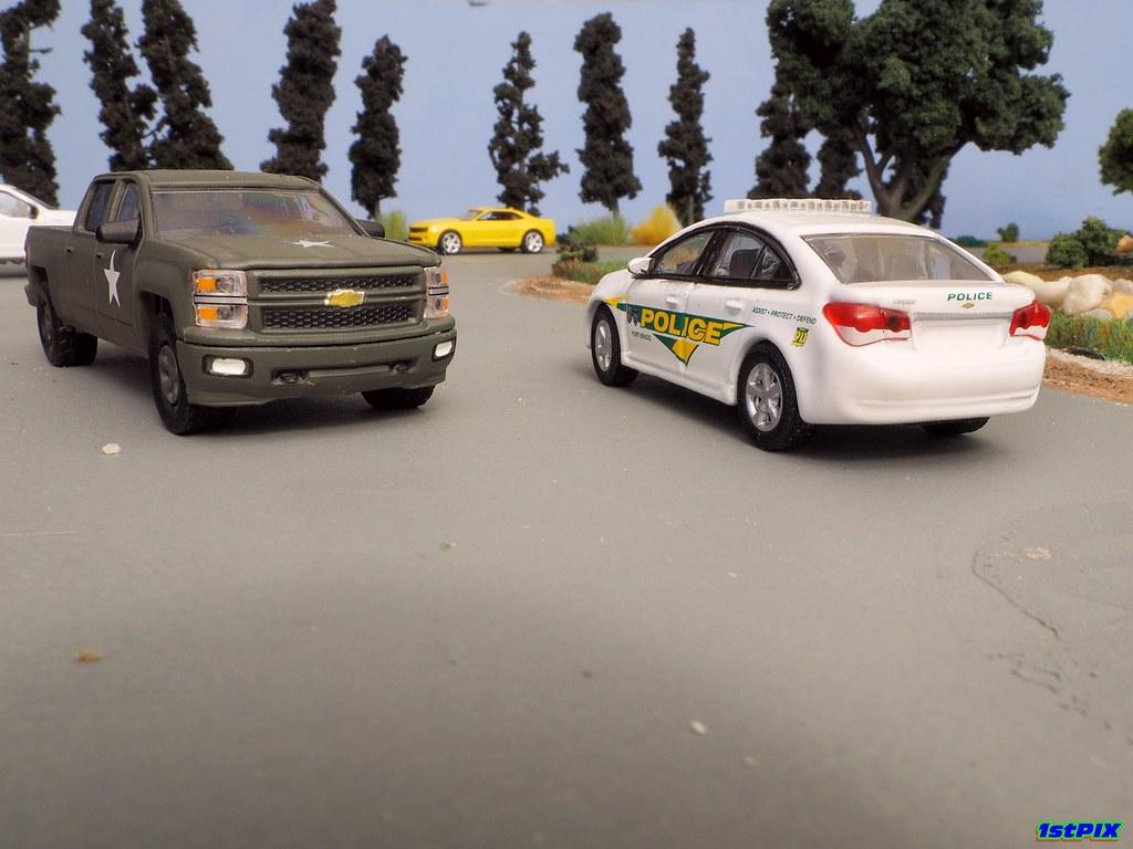 Base Patrol On Ft Bragg 2015 Chevrolet Cruze Us Army Mili Flickr