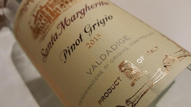 VALDADIGE Pinot Grigio 2015
