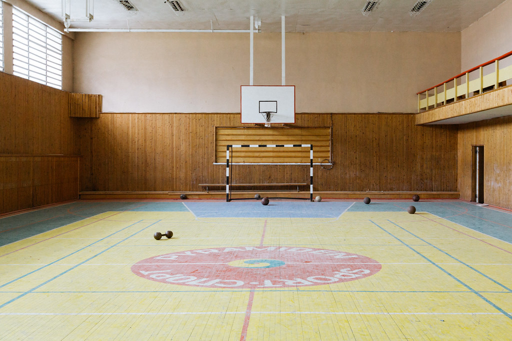 indoor basketball court by indoor basketball court by