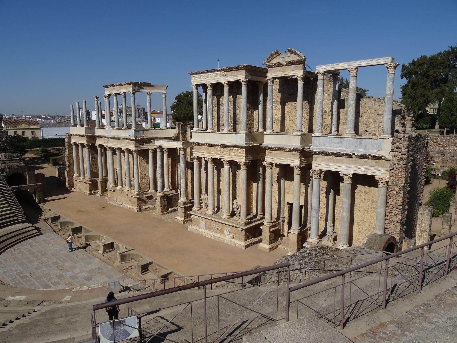 Boda Teatro Romano Merida : Teatro romano de mérida unjubilado