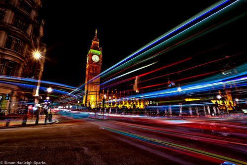 Neon Westminster London City - Blended by Simon & His Camera | by Simon & His Camera