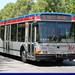 Cleveland RTA NABI Bus #2223