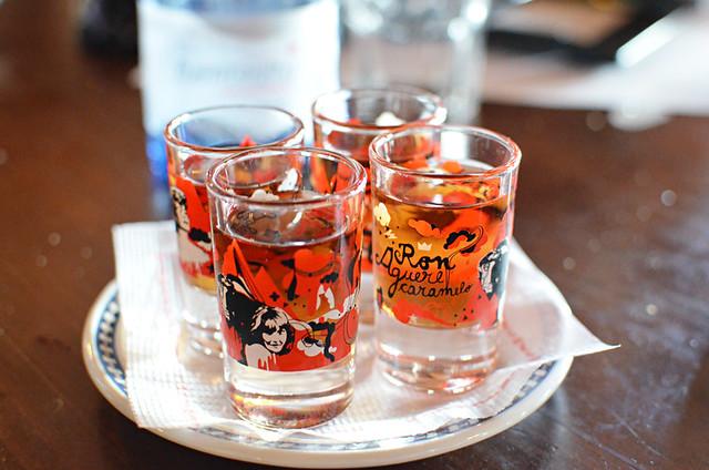 Flavoured rum, Tenerife