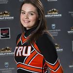 Sarah Morrison, WolfPack Cheerleading Team