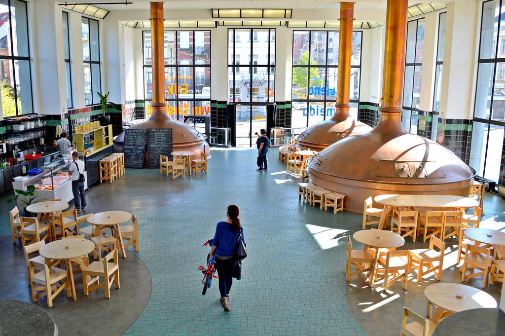 WIELS Art Center in Brussels