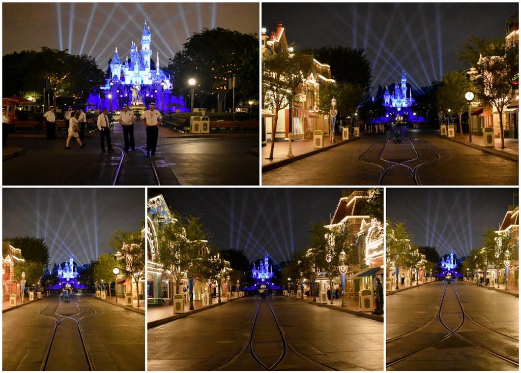 empty main street