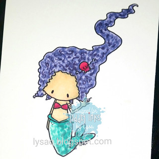 Mini Mermaid 1