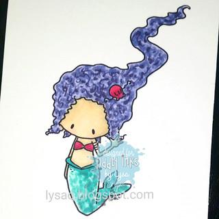 Mini Mermaid 1
