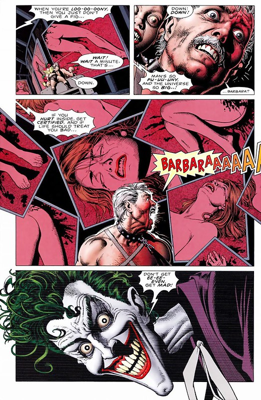 Batman - The Killing Joke - Comic Strip 4