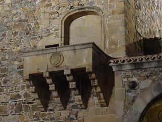 Balcón de los Fueros