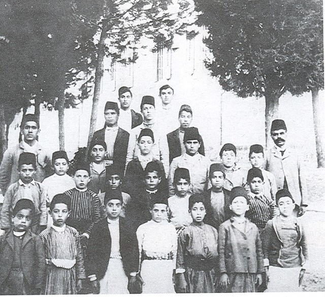 Origins and Early Days of the Ramallah Friends Boys School