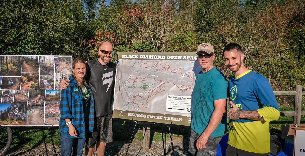 trailhead dedication king county parks your big backyard flickr