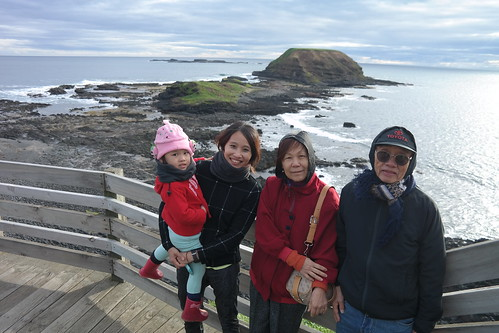 At the Noobies, Phillip Island