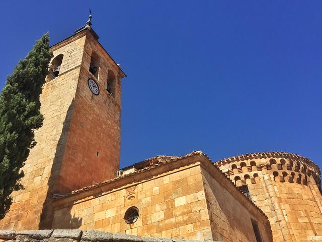 Iglesia de San Miguel Arcángel de Caltojar (Tierras de Berlanga, Soria)