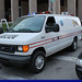 Cleveland Police Ford Van 7240