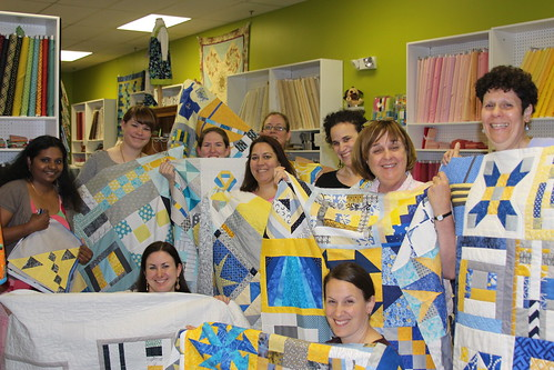 Quilts for Boston Sew-In | by A Quilting Jewel