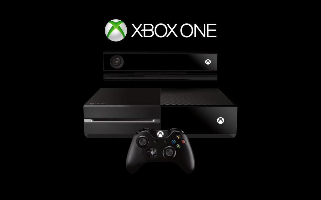 All Black Xbox One S Wallpaper: XboxOne_Iconic_1280x800_Black