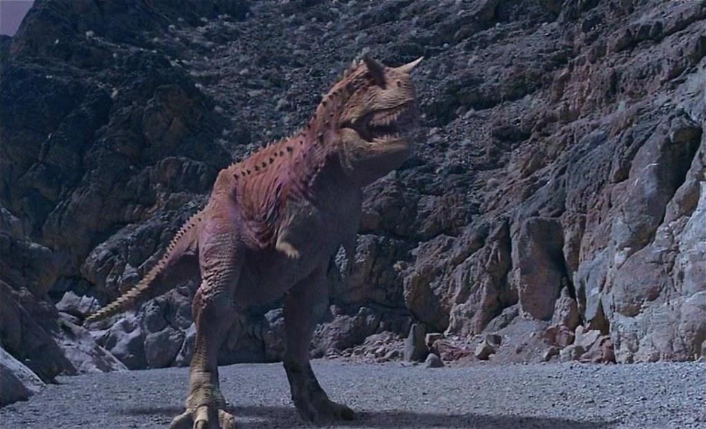 pachyrhinosaurus vs carnotaurus - photo #44
