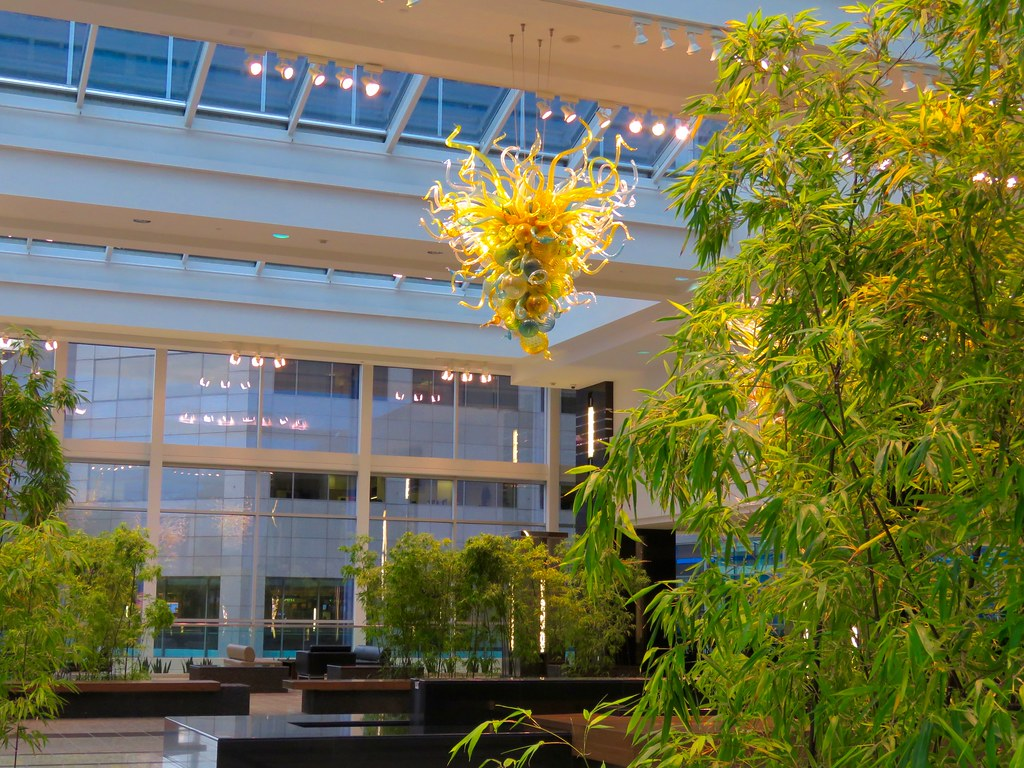 dale chihuly glass art winter garden jamieson place do u2026 flickr