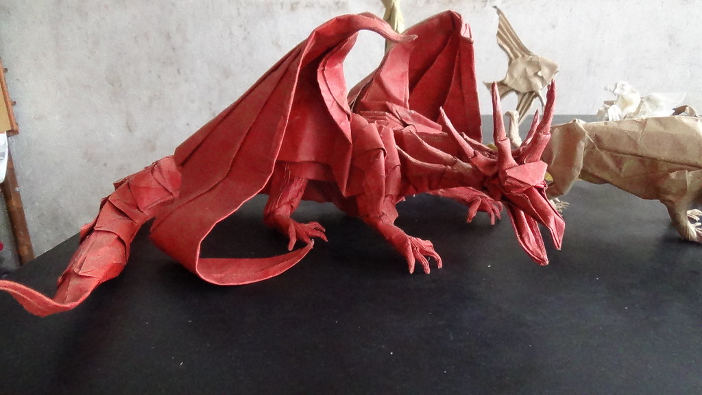 Ancient Dragon Satoshi Kamiya Ancient Dragon Satoshi Kamiy Flickr