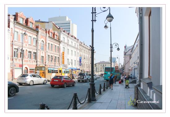 ウラジオストク(ロシア)旅行 観光 天気 気候 ビザ シベリア鉄道 滞在 料理 食べ物 海 街並み 極東 ブログ